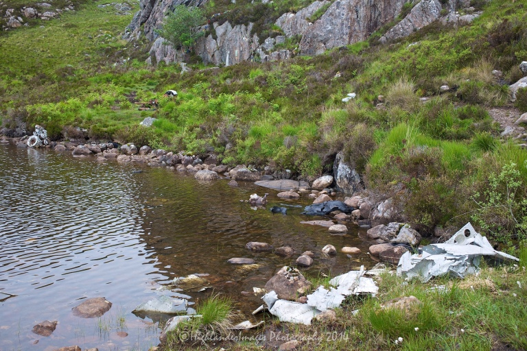 Fairy Lochs Walk, near Shieldaig