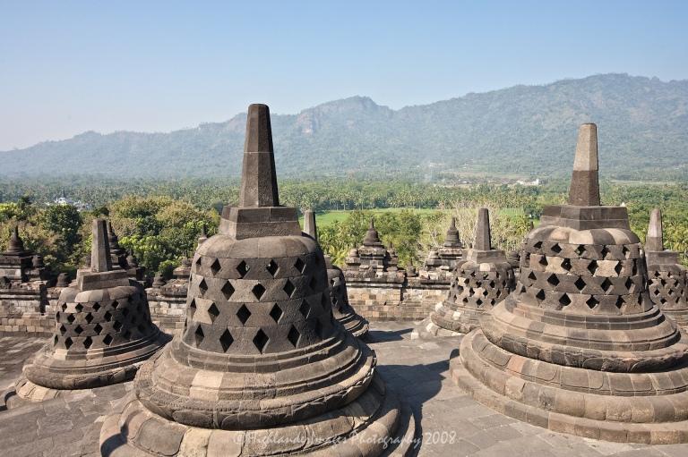 Borobudur, Yogyakarta, Indonesia