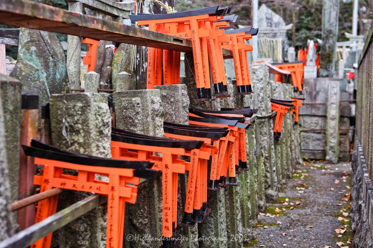Fushimi Shrine, Inari, Kyoto