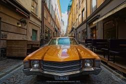 Old City, Stockholm, Sweden.