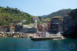 Vernazza, Cinque Terre National Park, Italy