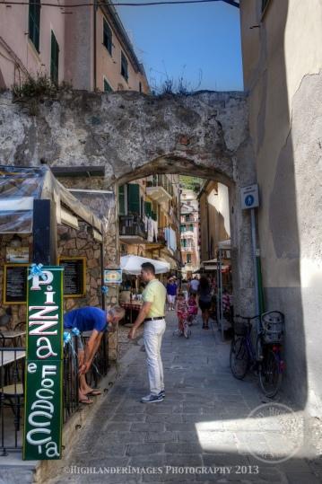 Monterosso, Cinque Terre National Park, Italy
