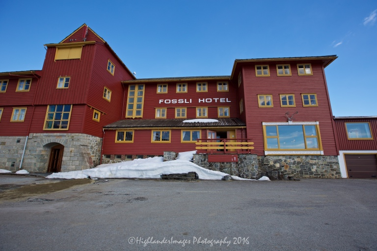 Fossli Hotel, Hardangervidda Mountain Plateau, Eidfjord, Norway