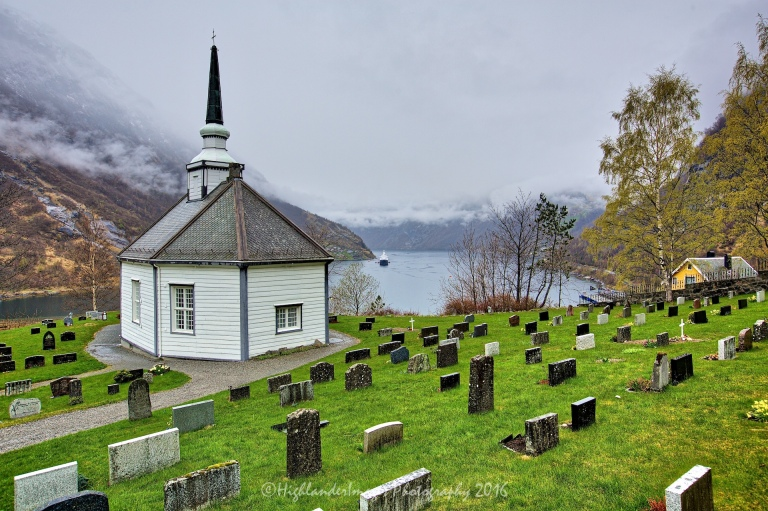 Geiranger church, Norway