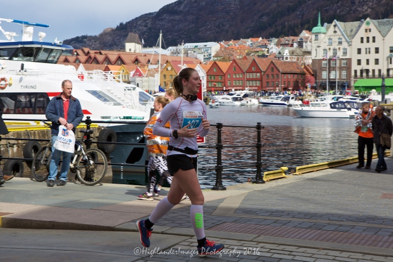 Bergen City Marathon, Bergen, Norway