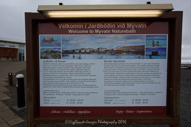 Myvatn Nature Bath, Myvatn, Iceland