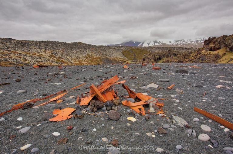 Djupalonssandur, Iceland