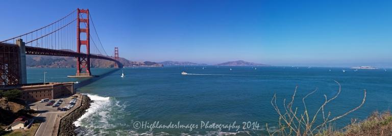Golden Gate Bridge, San Francisco, California