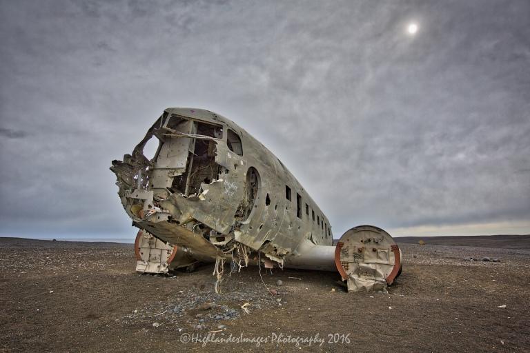 Sólheimasandur DC-3 Plane Wreck, Sólheimasandur beach, Iceland