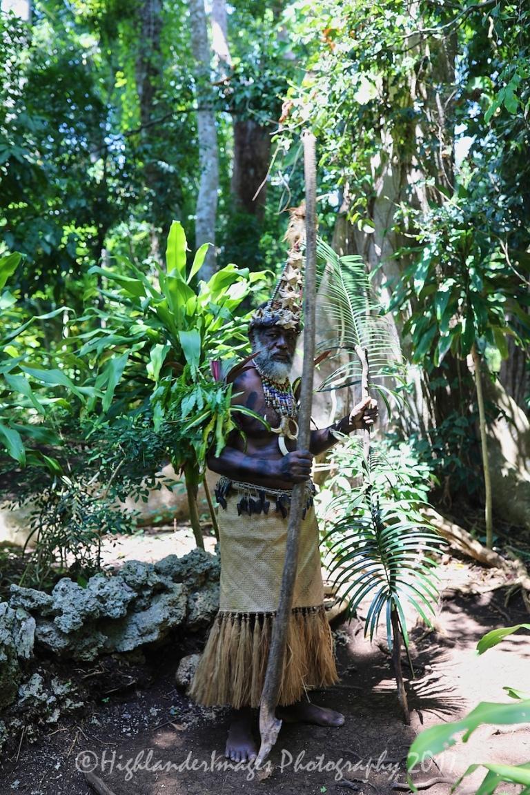 Cultural Village, Port Villa, Vanuatu