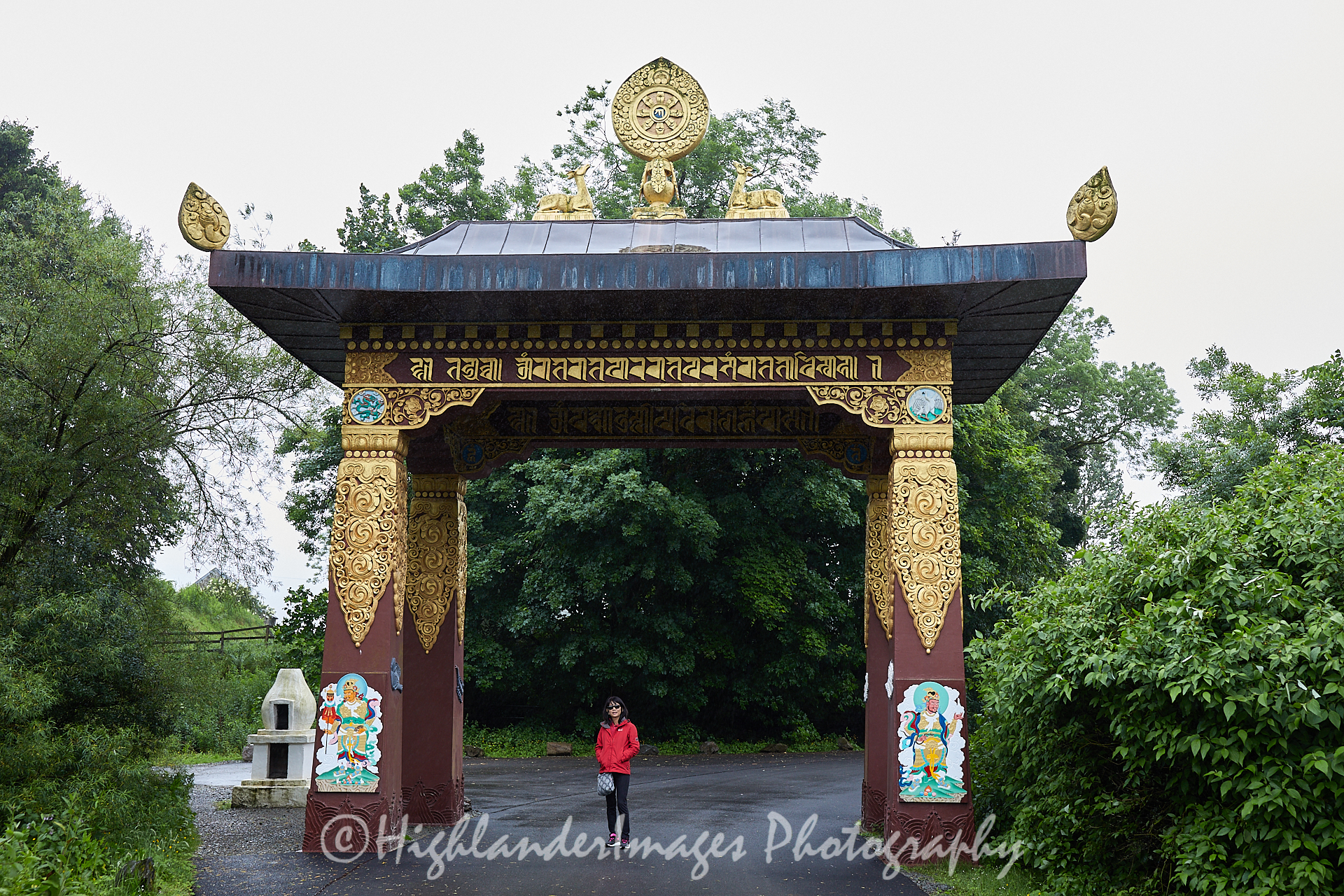 Kagyu Samye Ling Monastery ...