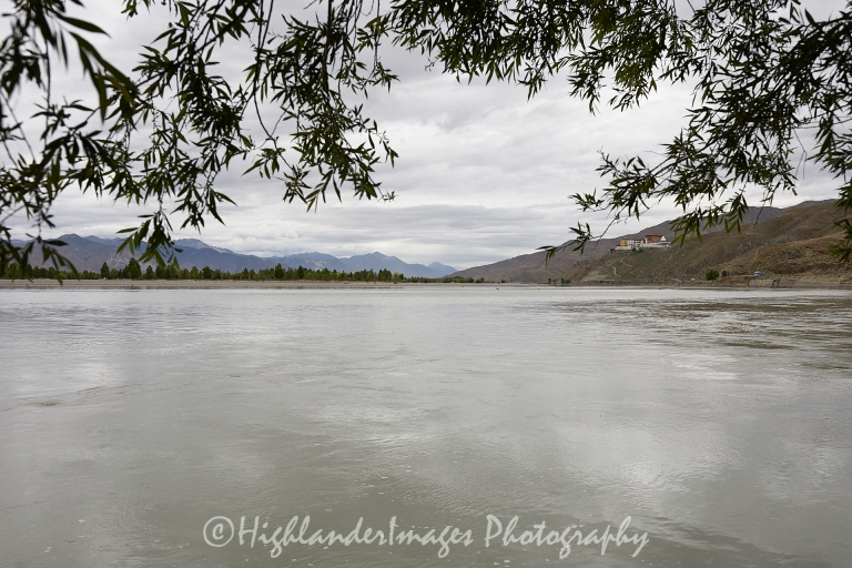 Yarlung Zangbo River, Tibet